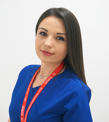 Д-р Милена Доленска