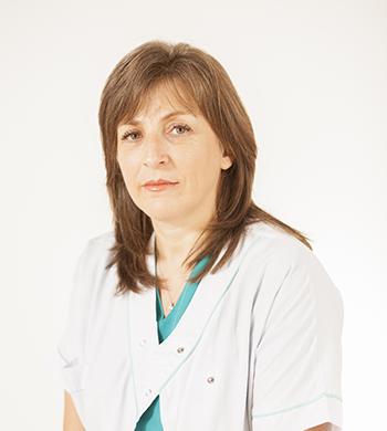 Д-р Гинка Ганева