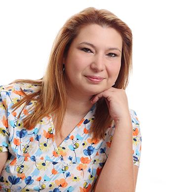 Ирена Антонова