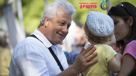 """Топ специалисти на Медицински комплекс """"Д-р Щерев"""" даваха консултации в Борисовата градина"""
